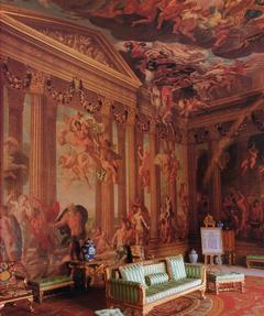 X Burghley Heaven Room